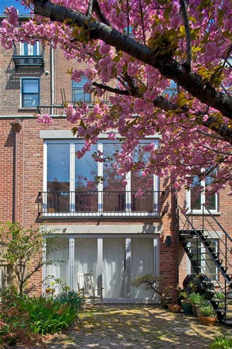 Contemporary Townhouse state street brooklyn heights baxt ingui