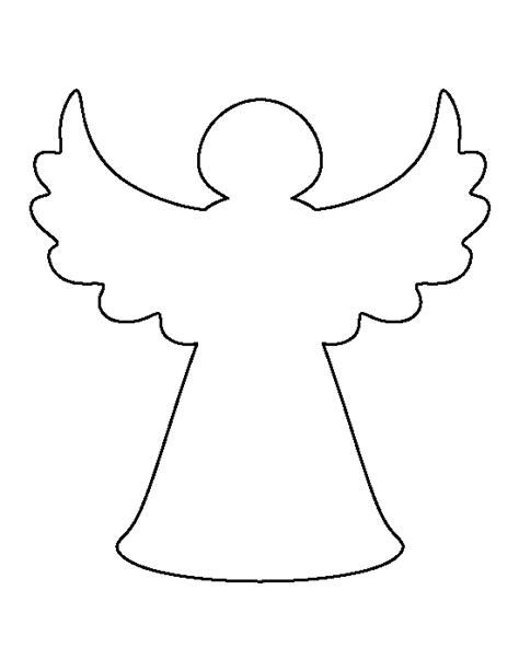 printable christmas angel decorations tulosta tonttu tai enkeli ikkunaan