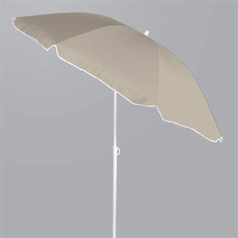 Parasol De Plage Inclinable by Parasol De Plage Inclinable Traditionnel Taupe Parasol