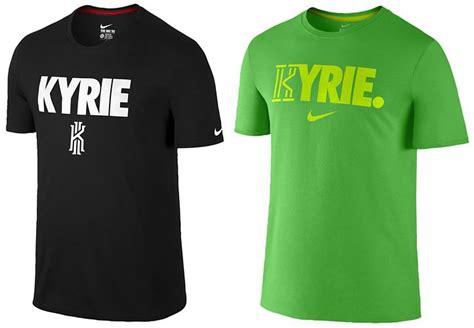 Tshirt Nike Kyrie Logo nike kyrie 1 flytrap clothing shirts socks and shorts