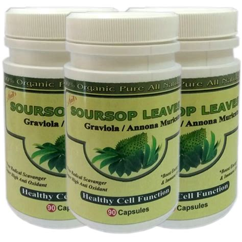 guyabano research paper graviola leaves capsules for cancer soursopindia