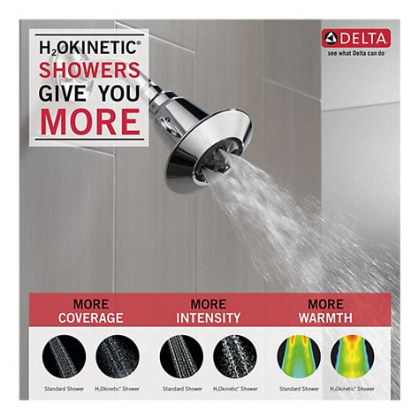 Delta Faucet 75152 by 75152 Adjustable Water Lifying 174 Shower