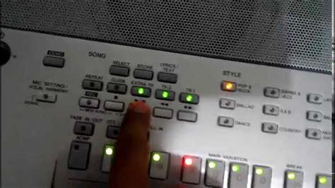 video tutorial on keyboard video tutorial cara memainkan file midi di keyboard yamaha
