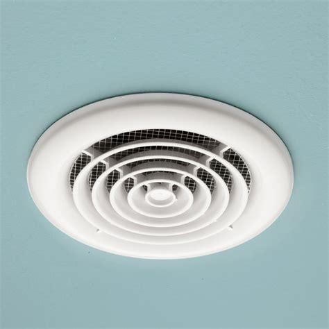 inline bathroom fan hib turbo bathroom inline white extractor fan 33500