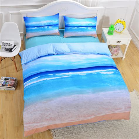 ocean bedding brand new beach and ocean bedding hot 3d print duvet cover