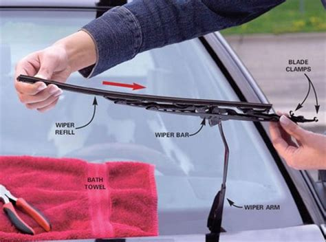 how to replace windshield wipers on your car easy youtube how to change windshield wiper blades free auto vehicle repair videos at vehiclefixer com