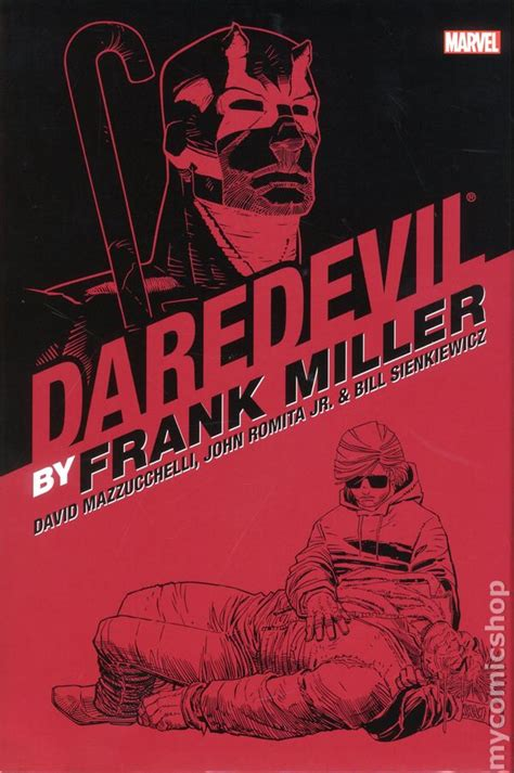 daredevil by frank miller daredevil omnibus companion hc 2016 marvel by frank miller 2nd edition comic books