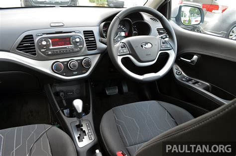 Automatic Kia Picanto Driven Kia Picanto 1 2l Automatic And Manual Image 205185