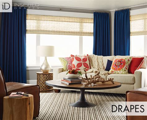 custom drapery and blinds make your home attractive with custom curtains