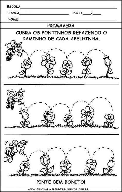 17 ATIVIDADES COM O TEMA PRIMAVERA 2012 | Cantinho do