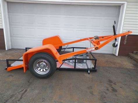 trailer bed r free r less drop bed motorcycle trailers paw paw mi