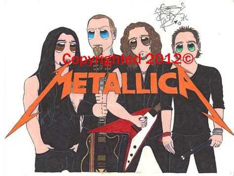 Sweater Metallica Anime items similar to metallica anime on etsy