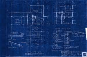 Blueprint Scraping The 80 S Off A Mid Century Saul Zaik The