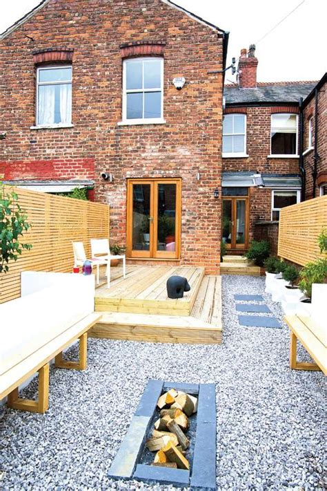 Derelict Terraced House Transformed Real Homes Terraced House Backyard Ideas