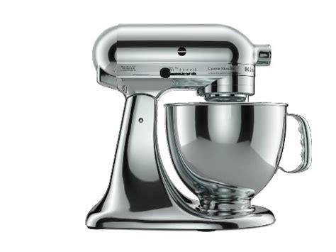 This Deals KitchenAid KSM152PSCR Custom Metallic Series 5 Quart Mixer, Chrome   This Hot Review