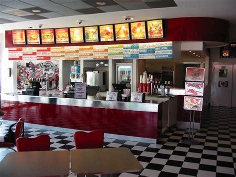 arredamento per fast food arredamenti per il bar e fast food america graffiti a