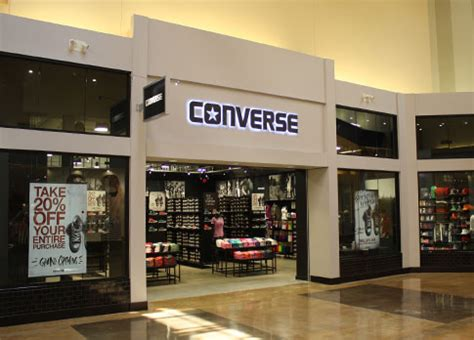 Outlet Stores by Converse Outlet Great Lakes Crossing Outlets