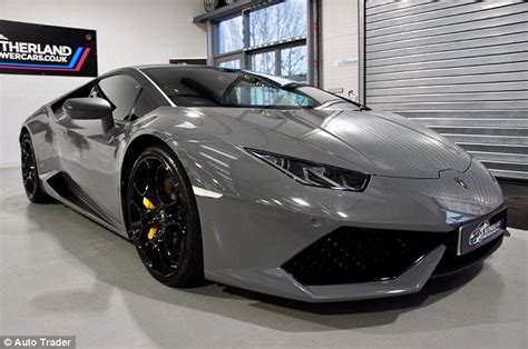 Lamborghini For Sale 50000 Cars Once Owned By Premier League That Are For Sale