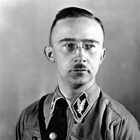 heinrich himmler today in history 0 october 1936 heinrich himmler tells german law academy that law is irrelevant