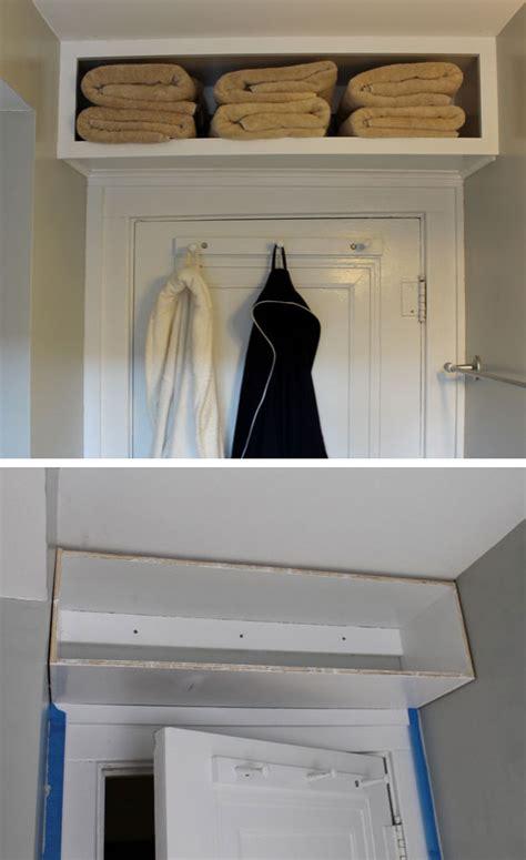 diy bathroom storage ideas  small spaces coco