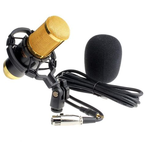 Mic Bm 800 10 microphone terbaik untuk ngelag