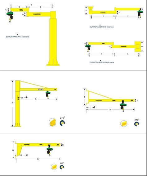 4 Meter Crane Jib Portal Jib Mini Jib Portable Artechno Diy swing arm hoist 2 ton portable jib crane buy jib