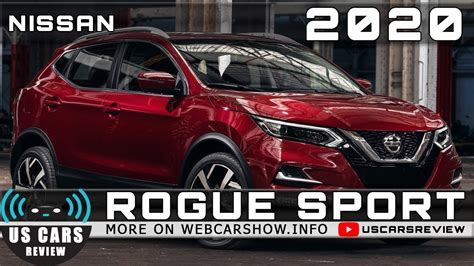 Nissan Rogue Sport 2020 Release Date by 2020 Nissan Rogue Sport Review Release Date Specs Prices