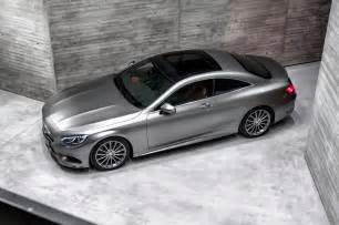 2015 Mercedes S550 Sedan 2015 Mercedes S Class Coupe Look Motor Trend
