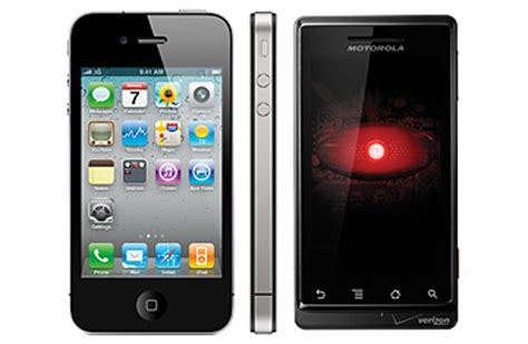 Android Versus Apple Phones by Iphone Vs Android Apple And S Smart Phone War Time