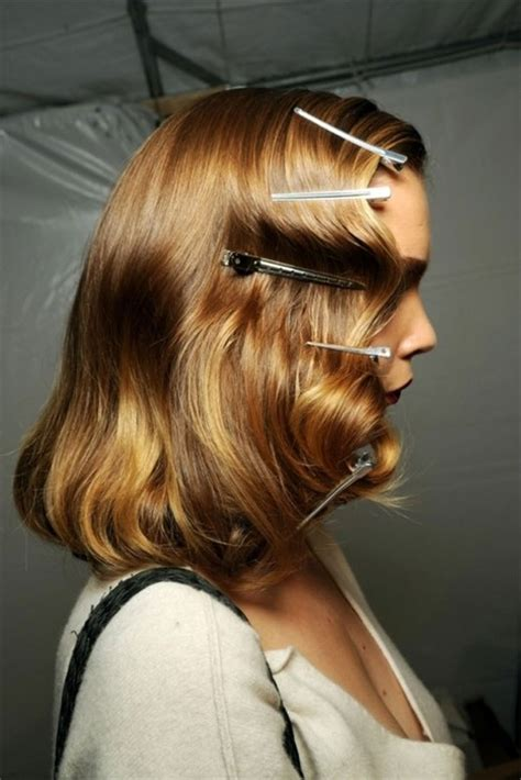 40s hairstyles pin curls diy projects at home how to style waves pretty designs