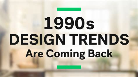 90s design trends 90s home design trends that are coming back life at