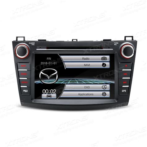 xtrons 8 inch touch screen 2 din car dvd player gps navigation stereo mp4 radio unit canbus