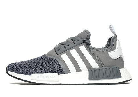 Adidas Nmd For 1 lyst adidas originals nmd r1 in gray for