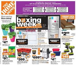 home depot flyer july 4 to 10