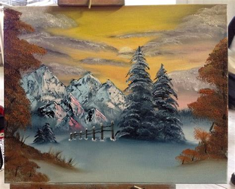 bob ross paintings without trees 1000 images about paintings on bobs the