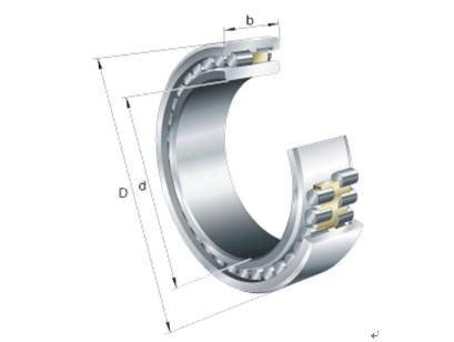 Bearing 6248 M C3 nnu49 560s m c3 bearings 560 215 750 215 190mm nnu49 560s m c3 bearing 560x750x190 hong kong