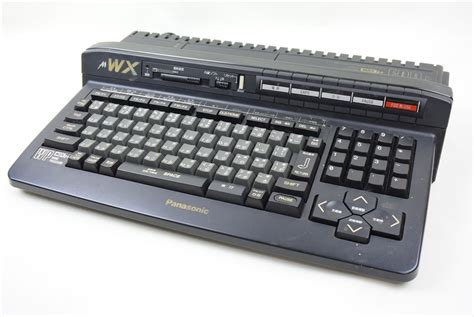 MSX2  Panasonic Personal Computer FS A1WX JUNK JAPAN Video