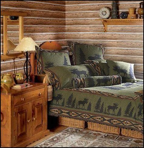 rustic log cabin decorating ideas log cabin wallpaper