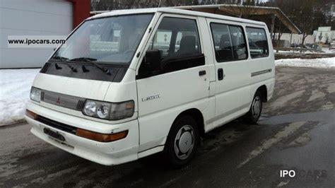 1993 mitsubishi l 300 9 seater car photo and specs