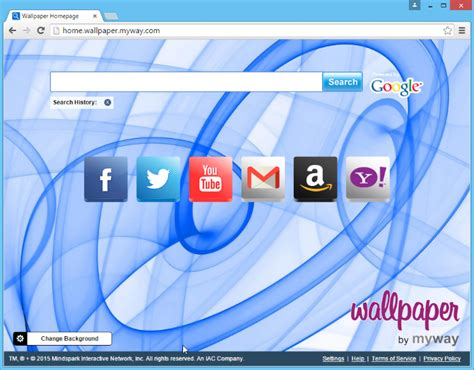 google wallpaper removal how to remove home wallpaper myway com from google chrome
