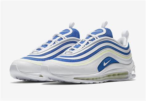 Nike Airmax Motif Blue official images nike air max 97 ultra sprite