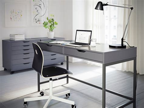 Home Office Furniture Ideas Ikea Ireland Dublin Desk Ikea