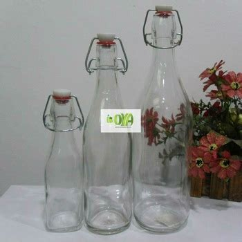clear glass bottles with swing top clear glass swing top bottle buy glass bottle swing top