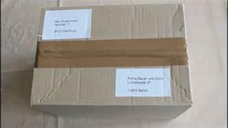 Post Schweiz Tarife Brief Ausland Absender Und Empf 228 Nger Auf Paket Korrekt Platzieren Anleitung