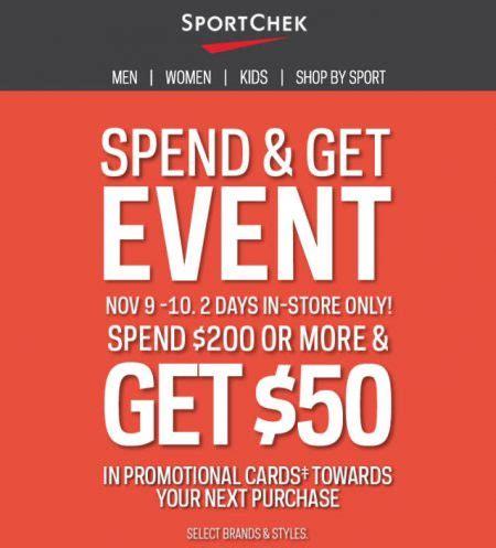 sportchek gift card gift card ideas - Sportchek Gift Card Balance