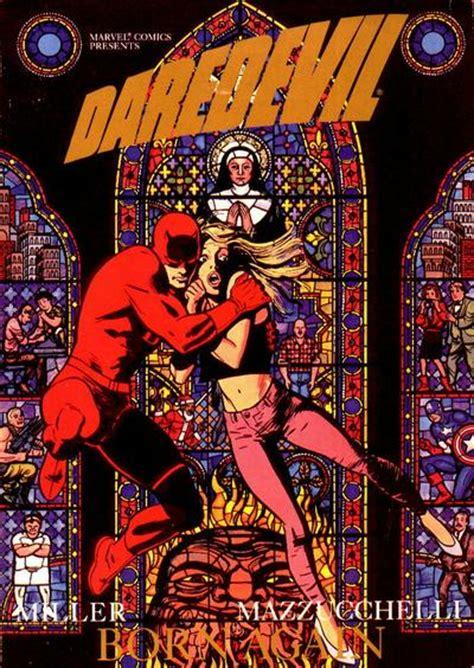 daredevil born again daredevil reboot will adapt classic comics storyline