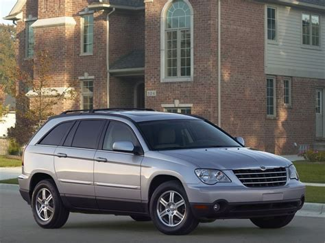08 Chrysler Pacifica by Car Throttle Parting The Chrysler Pacifica