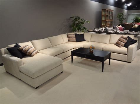 Big Sectional Sofas Enchanting Large U Shaped Sectional Sofa 26 On Sectional Sofa Beds For Sale With Large U Shaped