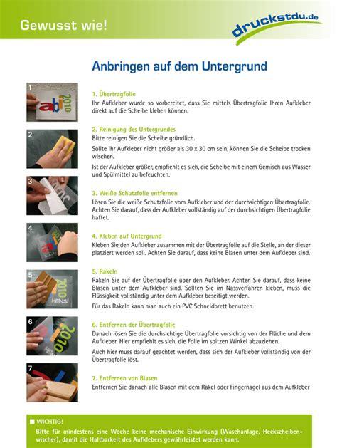 Aufkleber Anbringen Tipps by Abiaufkleber Aufbringen Druckstdu De