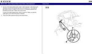 Honda Accord Brake Light Switch 2000 Accord Ex V6 Stopped Working Vehicle Drive